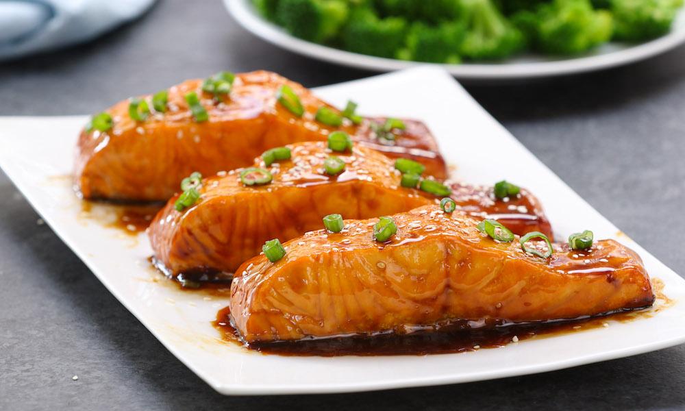 20 Minute Easy Teriyaki Salmon