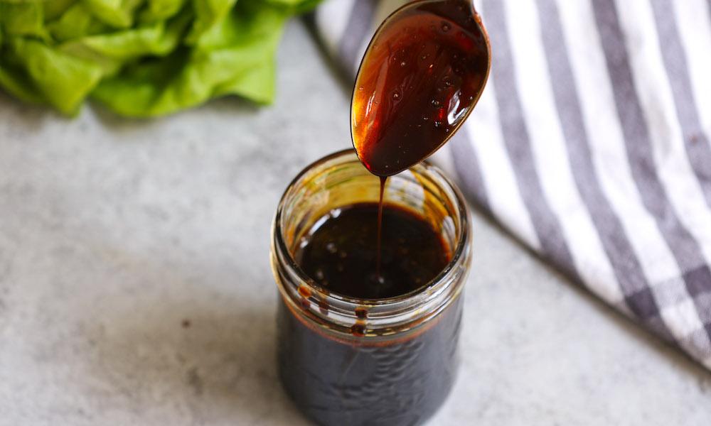 4 Ingredient Teriyaki Sauce