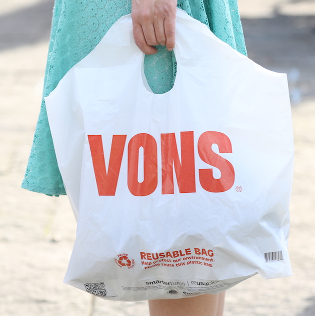 VONS Shopping Bag