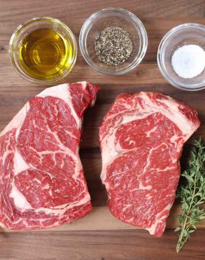 The best types of steak are tender, juicy and well-marbled.