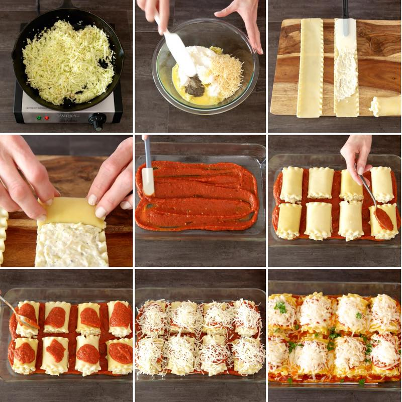 How To Make Lasagna How To Images Collection