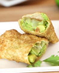 This Avocado Egg Rolls recipe is delicious and easy to make