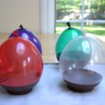 This Chocolate Balloon Bowls recipe is fun and easy to make