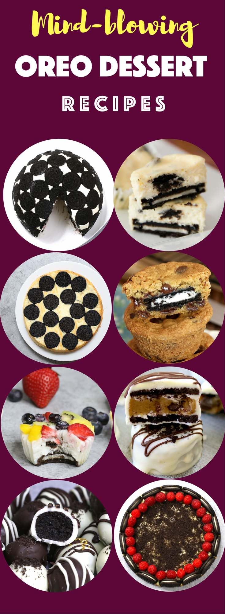 The Best Oreo Dessert Recipes